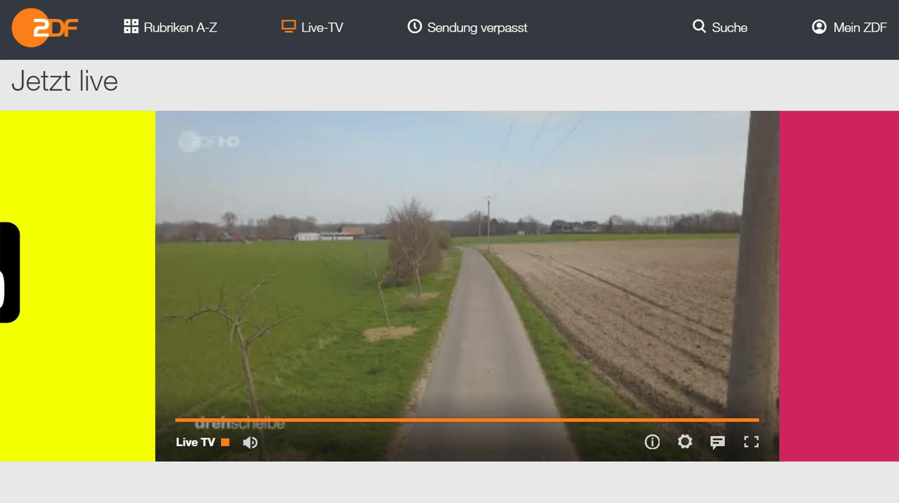ZDF Livestream Ausland mit ExpressVPN