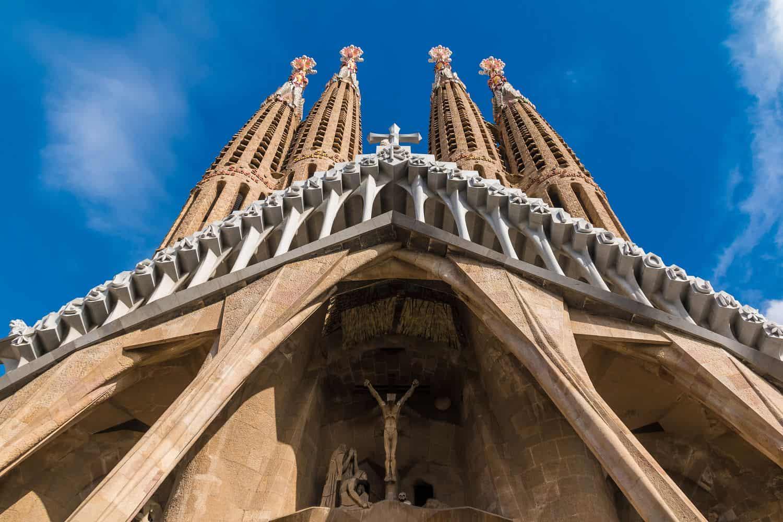 Barcelona Sehenswürdigkeiten – Sagrada Familia