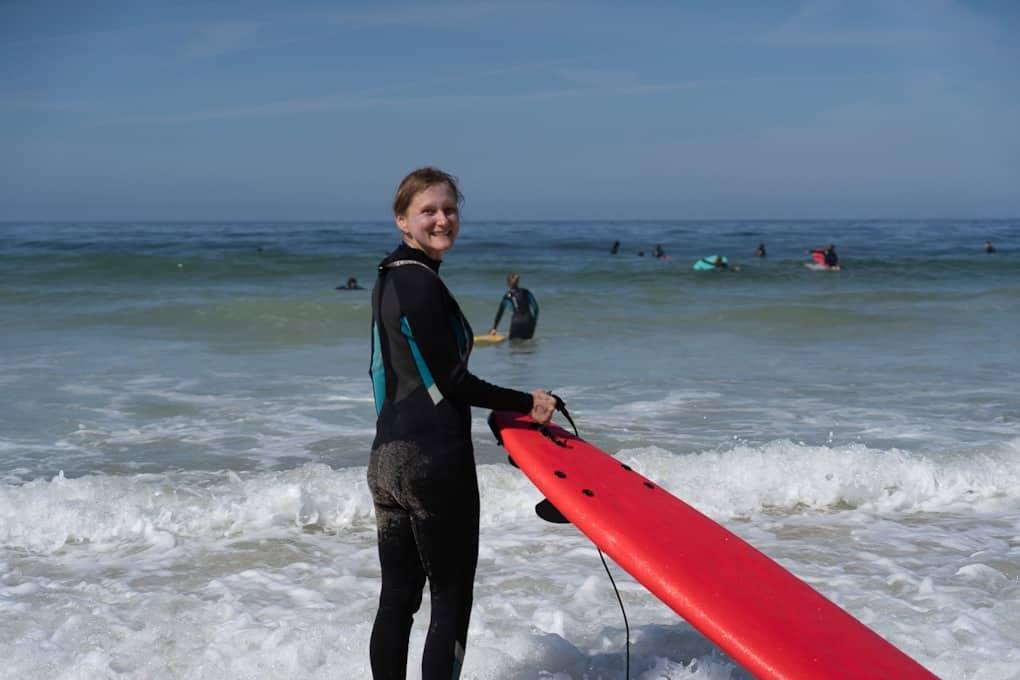 Bucket List Paulina Surfcamp Portugal