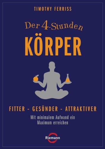 Der vier Stunden Koerper Buchcover