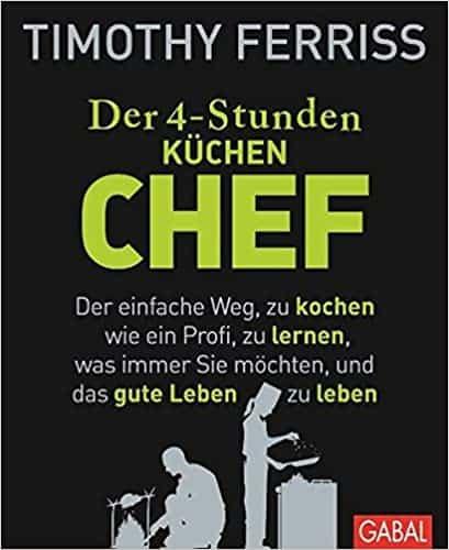 Der vier Stunden Kuchen-Chef Buchcover