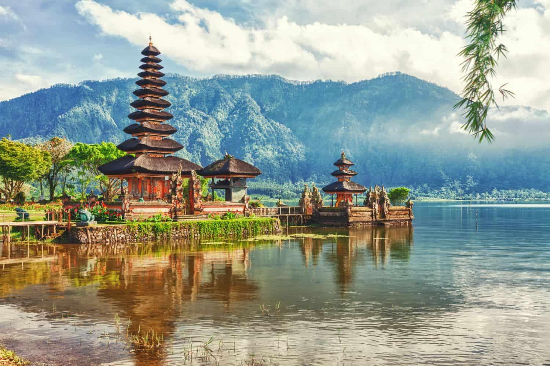 Reiseblog Indonesien Tempel