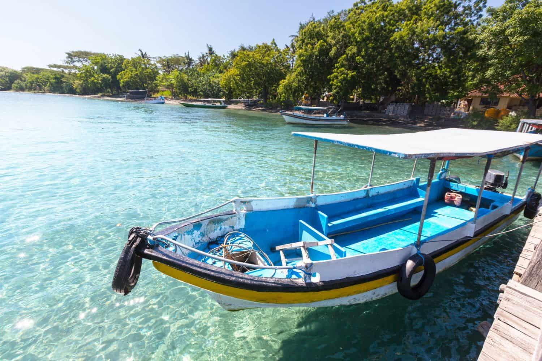 Indonesien Ratgeber mit dem Boot von Insel zu Insel