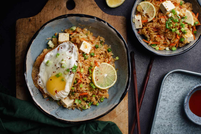 Indonesien Ratgeber Nasi Goreng mit Tofu