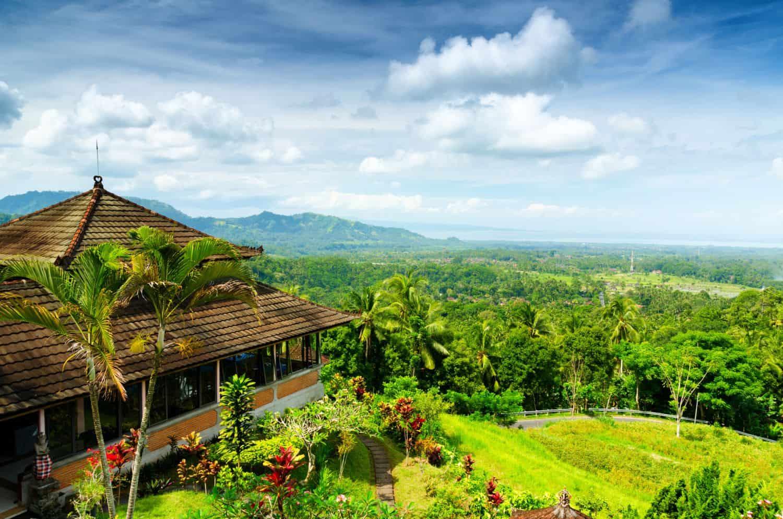 Indonesien Guide Natur auf Bali