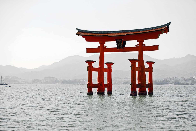 Japan-Reiseführer – Itsukushima-Schrein in Miyajima