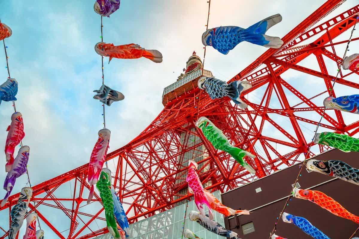 Japan-Reise – Goldene Woche
