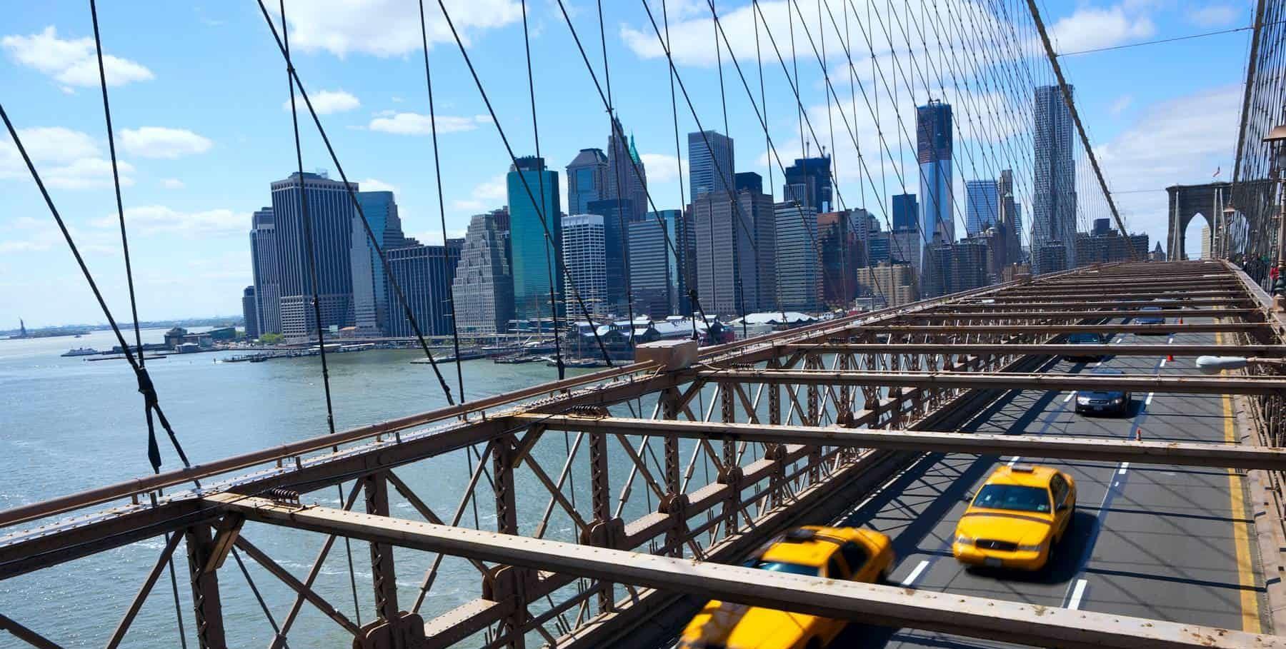New York City - Booklyn Bridge