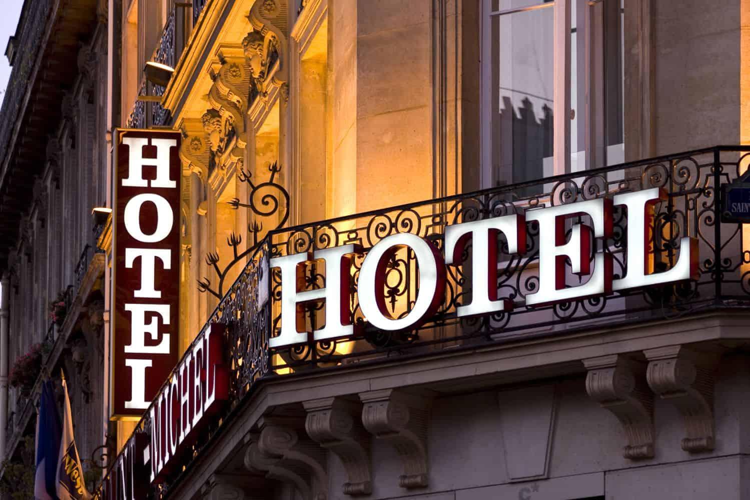 Paris Ratgeber Hotel Frankreich