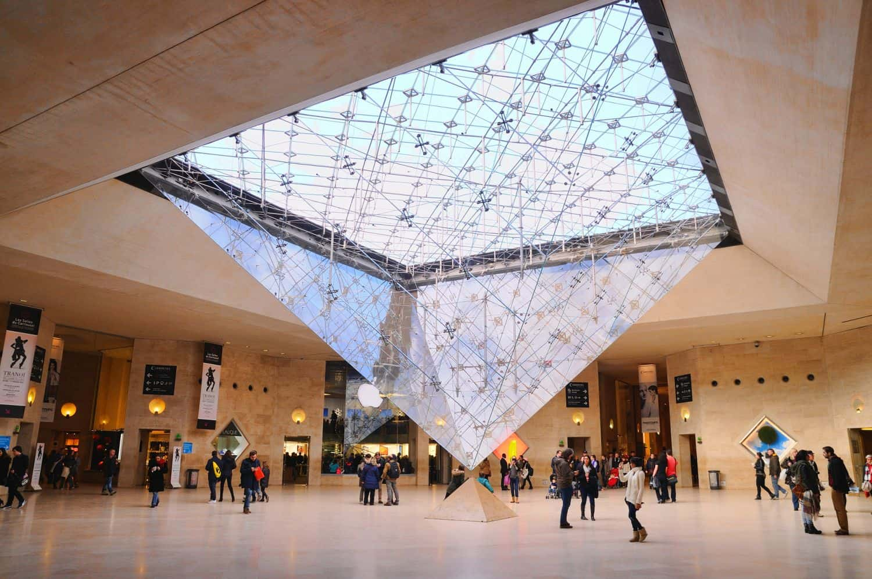 Paris Ratgeber Louvre innen
