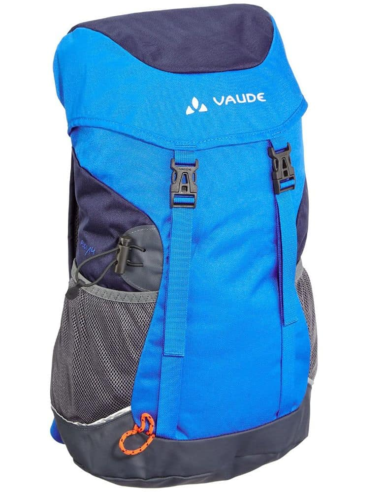 Vaude Kinder-Rucksack Produktbild, blaues Modell