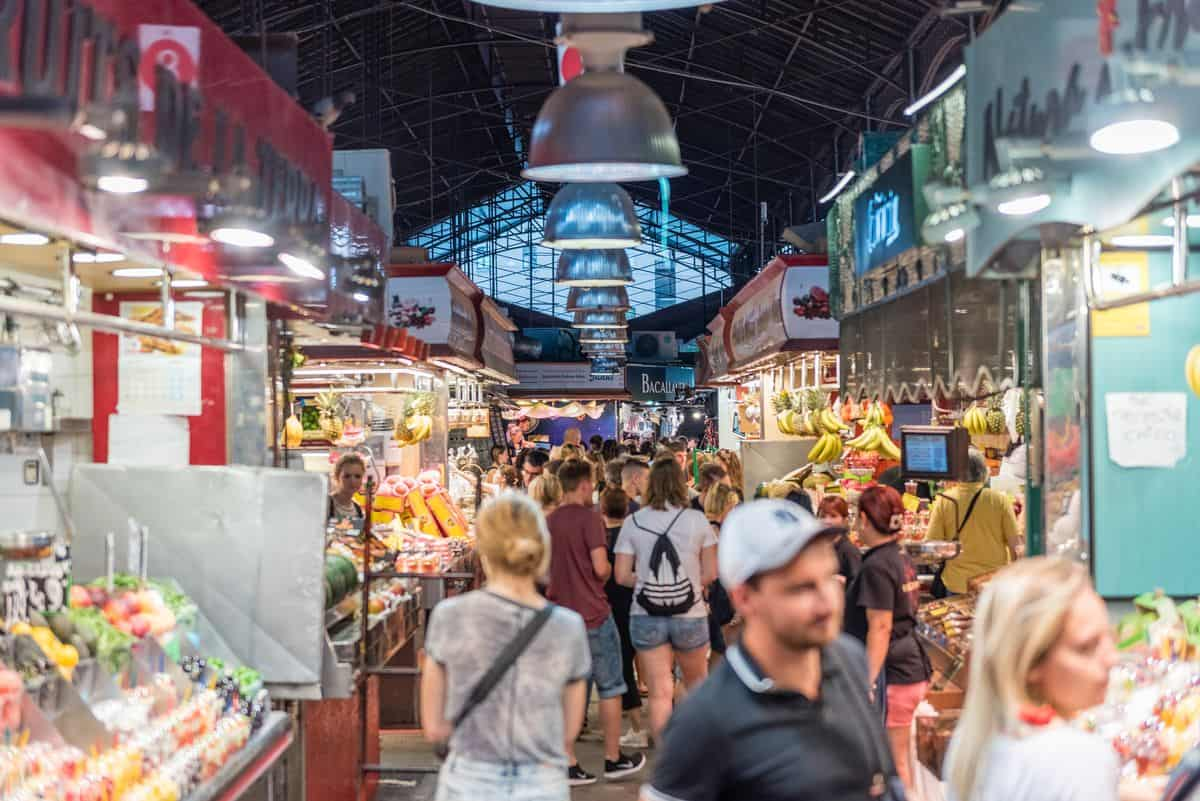 Barcelona Reise-Tipps – Mercat de la Boqueria