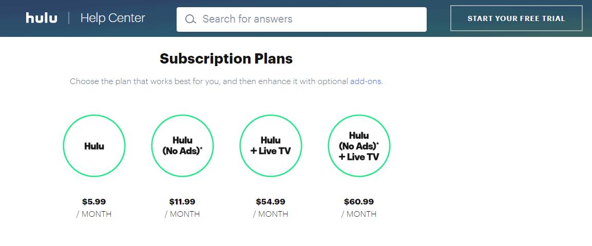 Hulu in Deutschland schauen – Preismodelle für Hulu