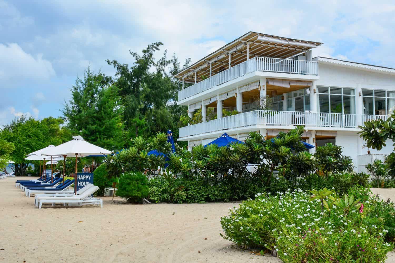 Lombok Reise-Tipps – Hotel am Strand