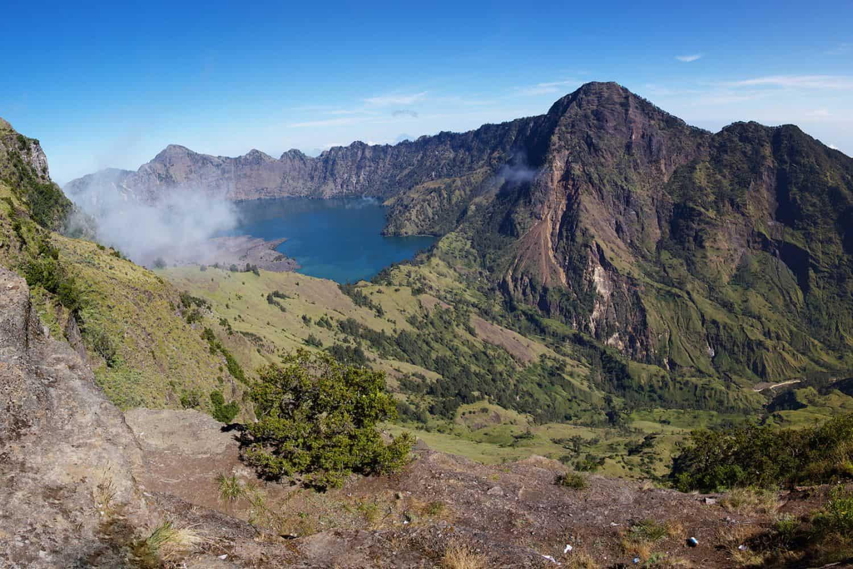 Lombok Reise-Tipps – Mount Rinjani Vulkan