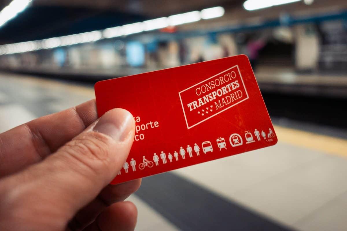 Madrid-Reise – Mehrfahrtenticket/Metro-Karte