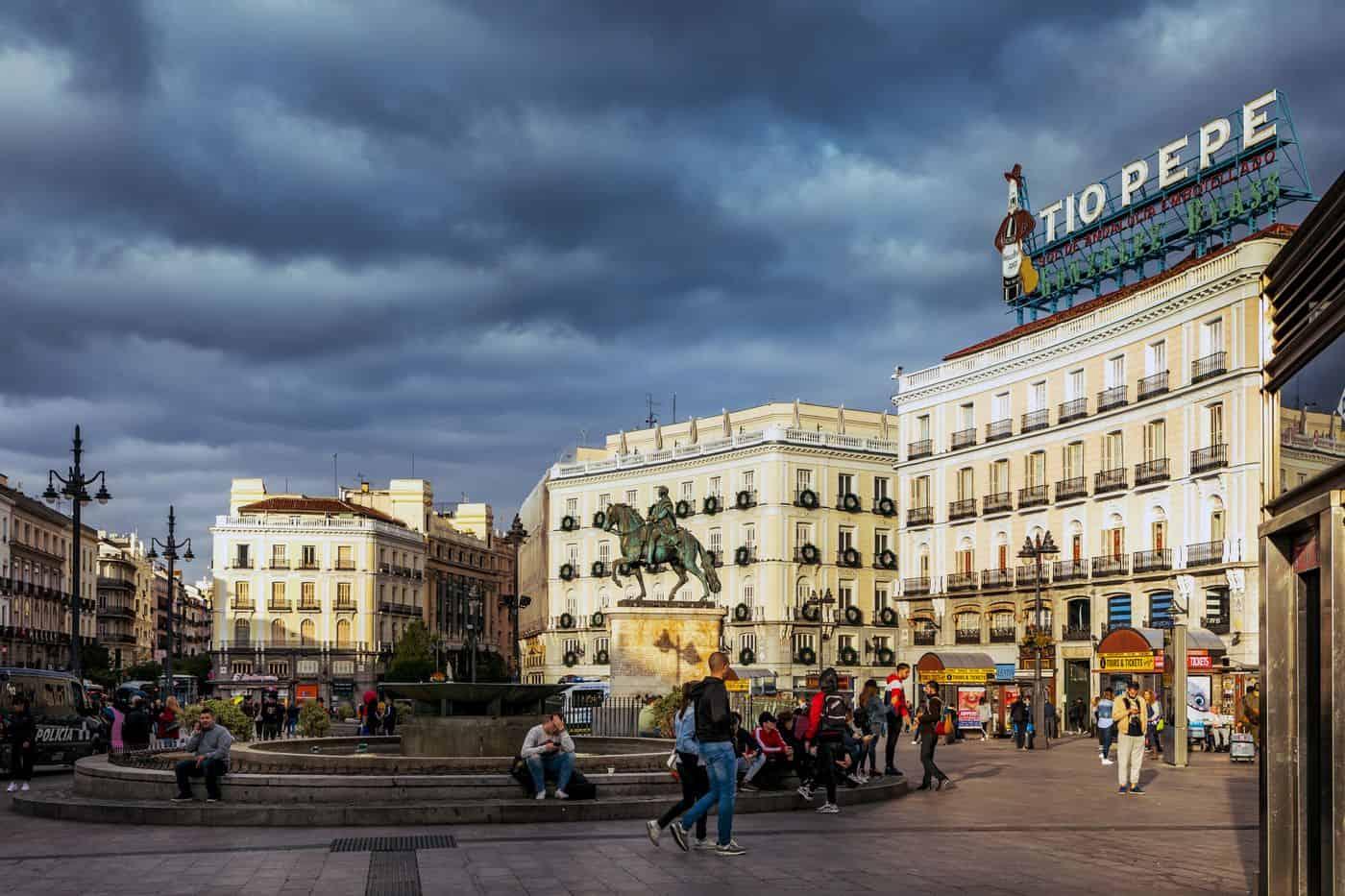 Madrid-Reise –