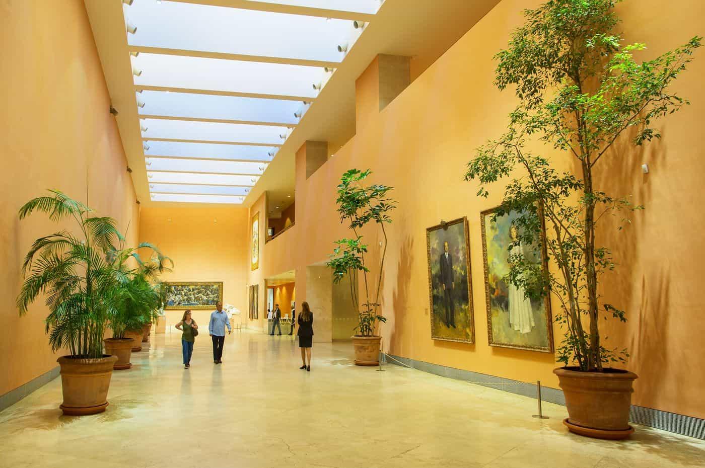 Madrid-Reise – Thyssen-Bornemisza Museum von innen