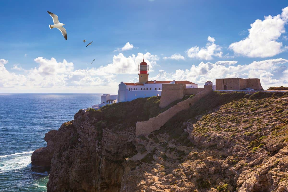"Portugal Reise-Tipps – Cabo de São Vicente, ""Ende von Europa"""