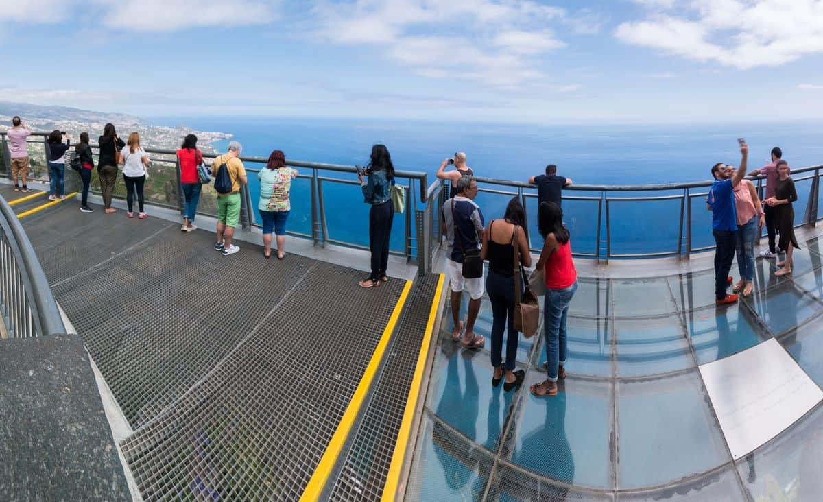 Portugal Reise-Tipps – Aussichtsplattform Cabo Girão