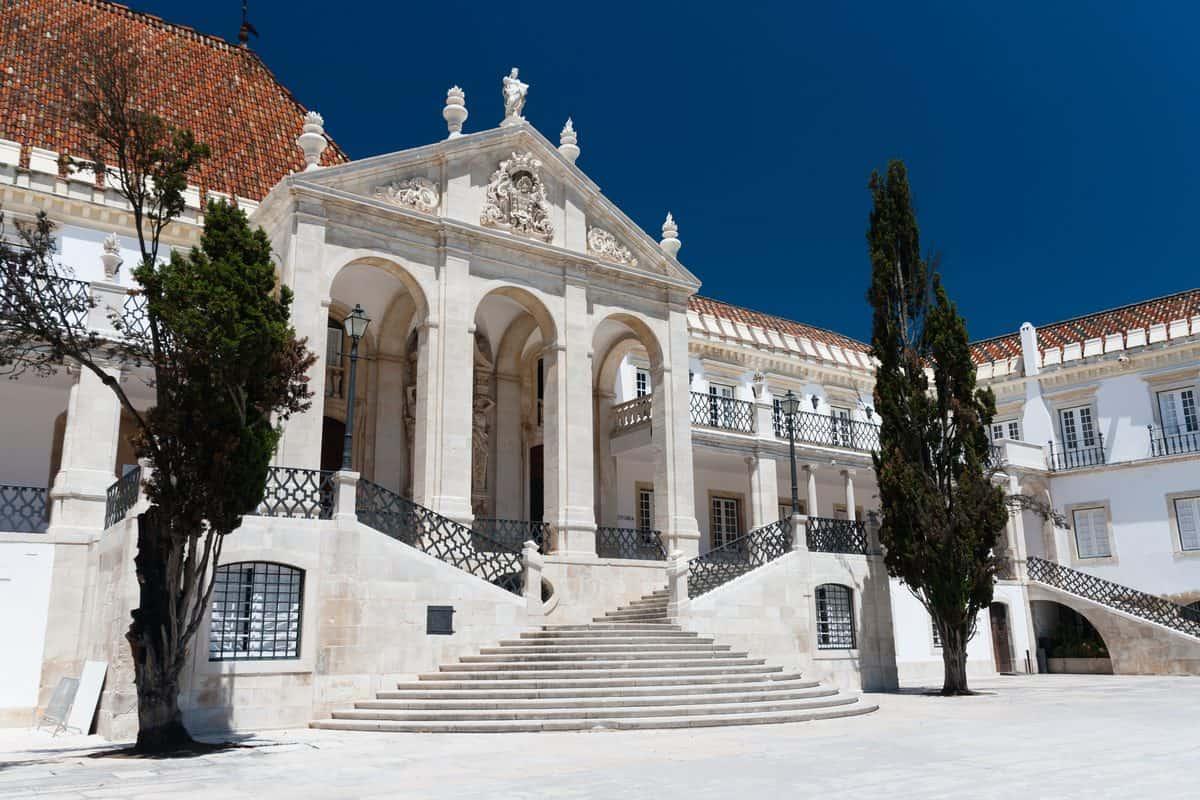 Portugal Reise-Tipps – Universität von Coimbra