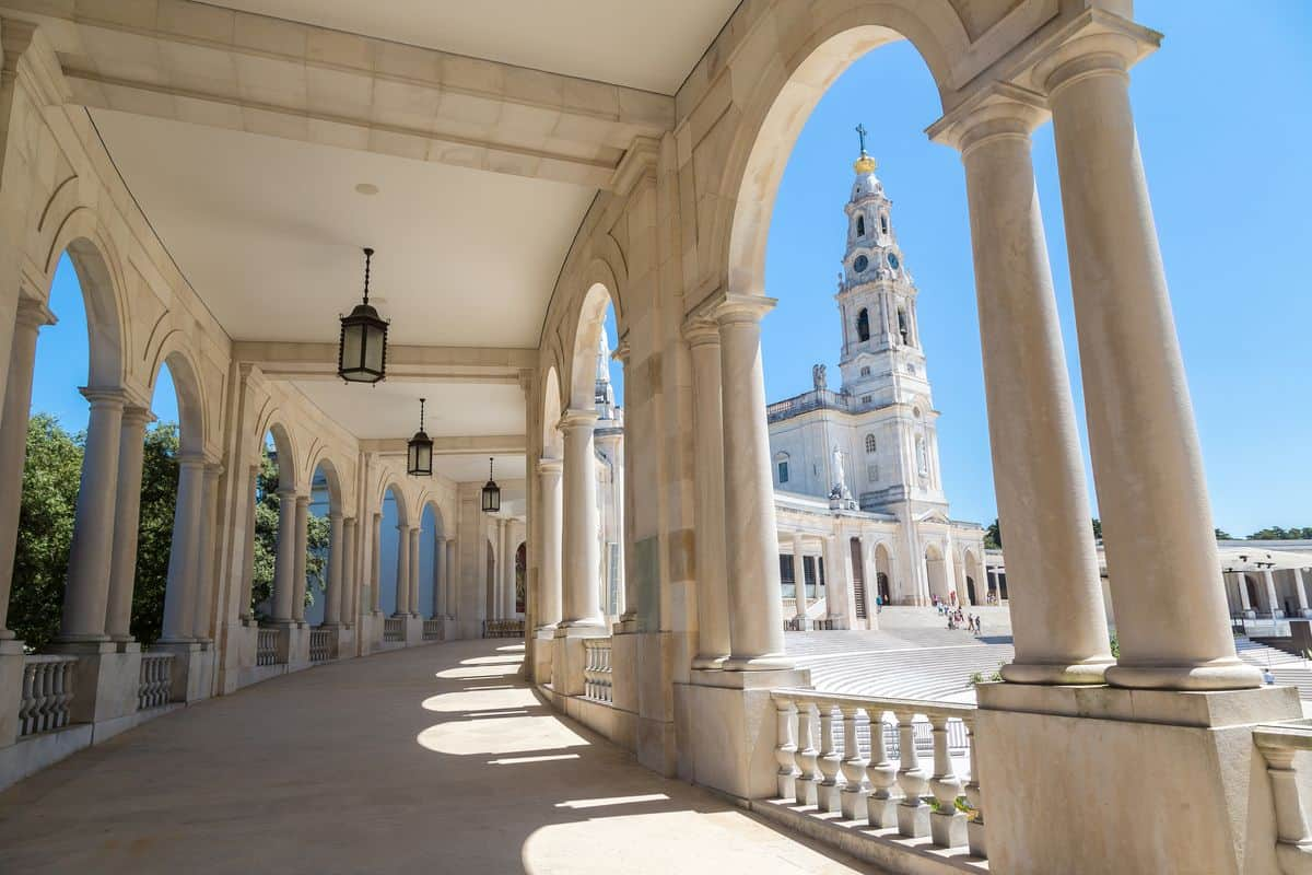 Portugal Reise-Tipps – Heiligtum Fatima