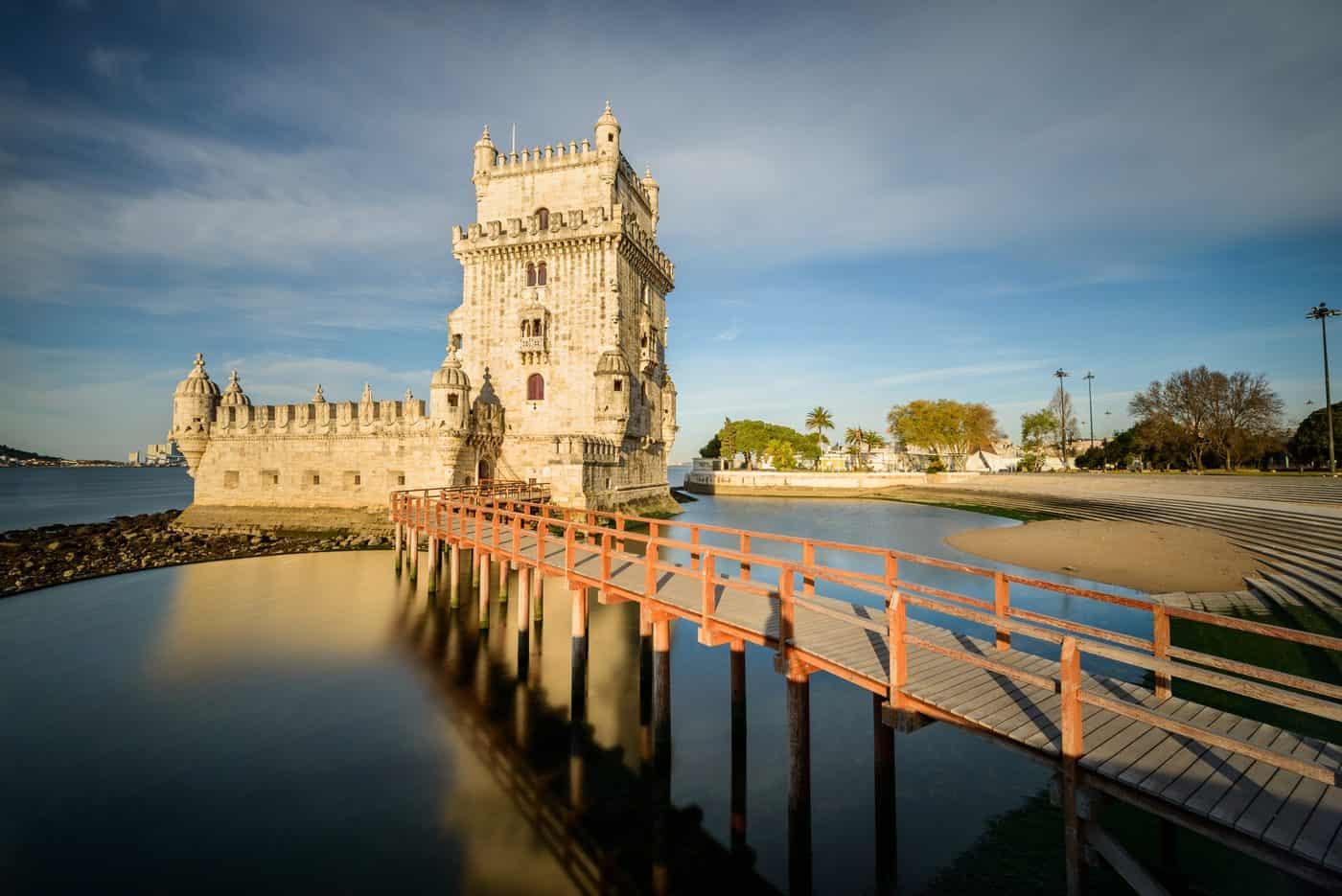 Portugal Reise-Tipps – Torre de Belém (Turm von Belém) in Lissabon