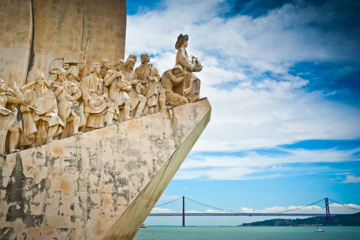 Portugal Reise-Tipps – Denkmal der Entdeckungen in Belém, Lissabon