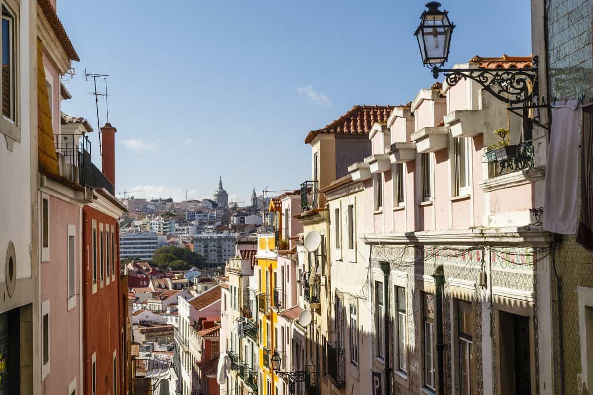 Portugal Reise-Tipps – Lissabon Stadtteil Barrio Alto