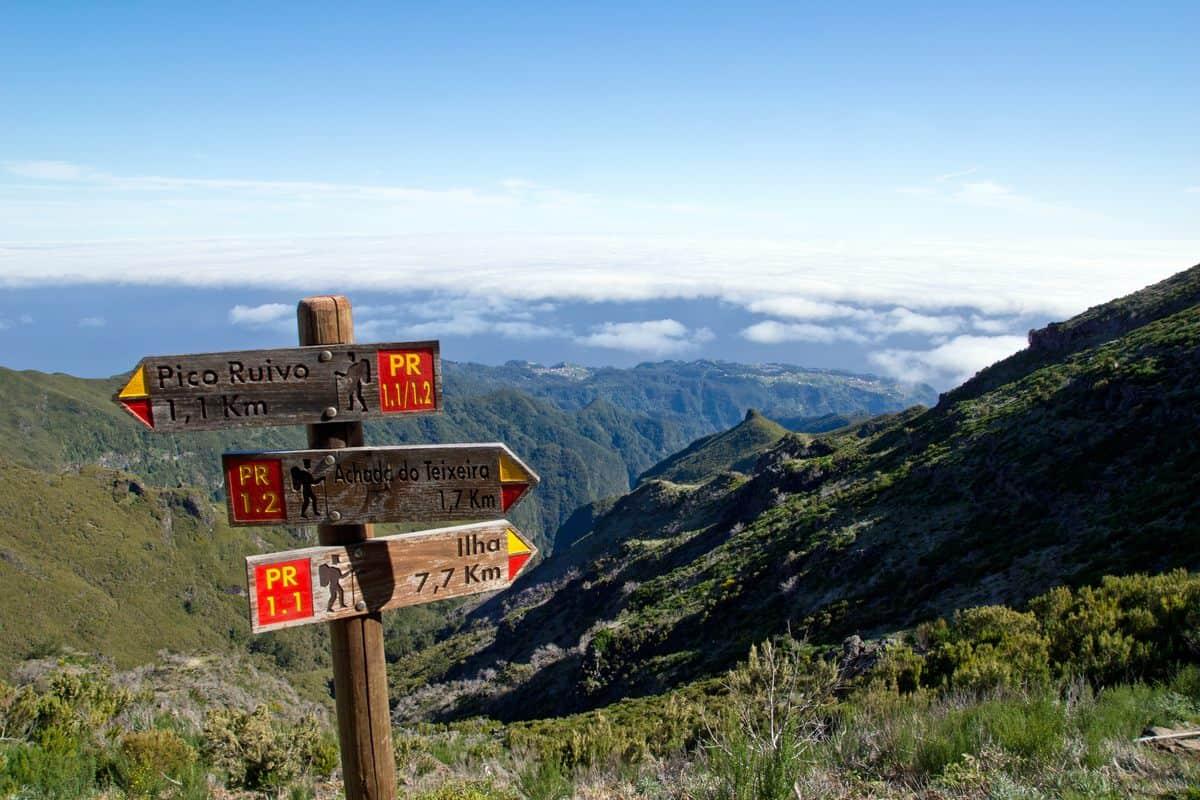 Portugal Reise-Tipps – Bergiges Landesinnere von Madeira