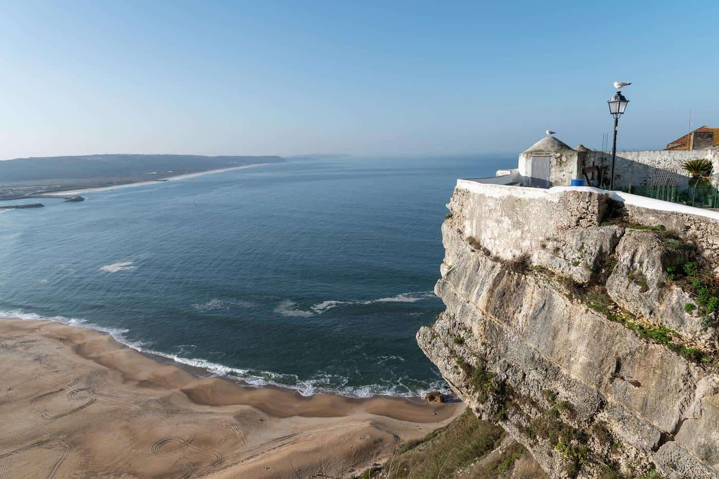 Portugal Reise-Tipps – Schild am Strand