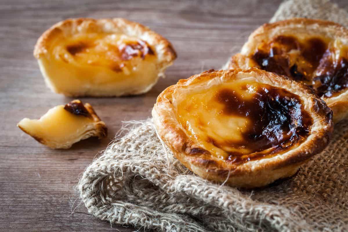 """Portugal Reise-Tipps – Süße Nachspeise """"Pasteis de Nata"""""""