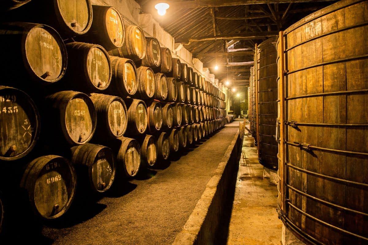 Portugal Reise-Tipps – Weinkeller in Porto