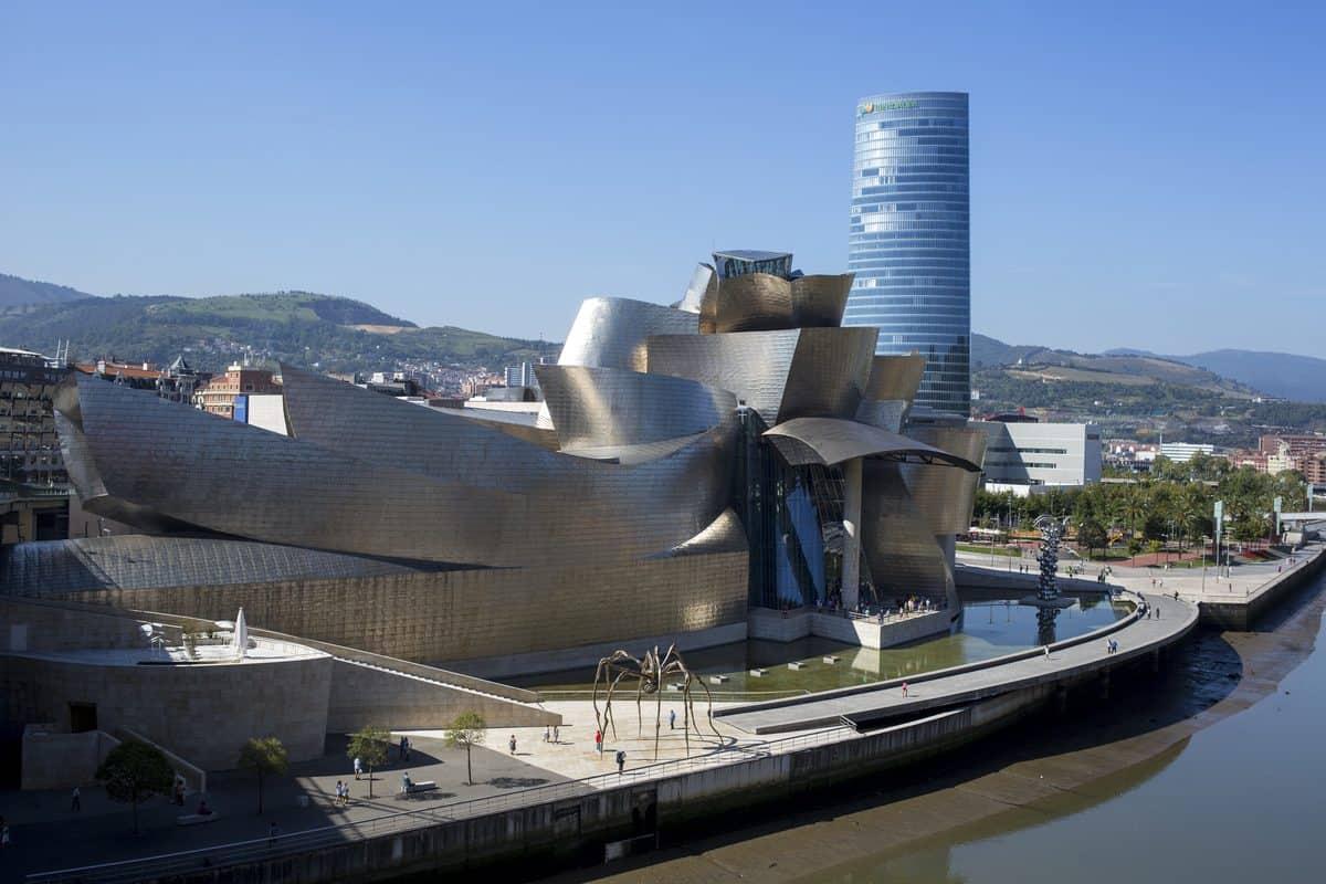 Spanien-Reise-Tipps - Guggenheim-Museum in Bilbao