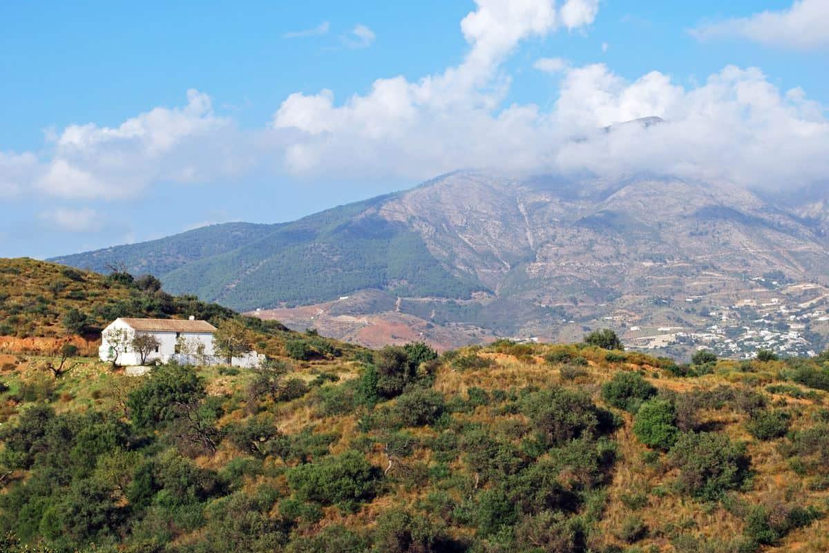 Spanien-Reise-Tipps – Finca in den spanischen Bergen