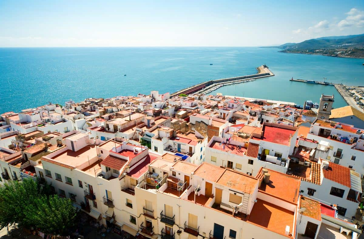Spanien-Reise-Tipps – Wohngegend am Hafen von Valencia