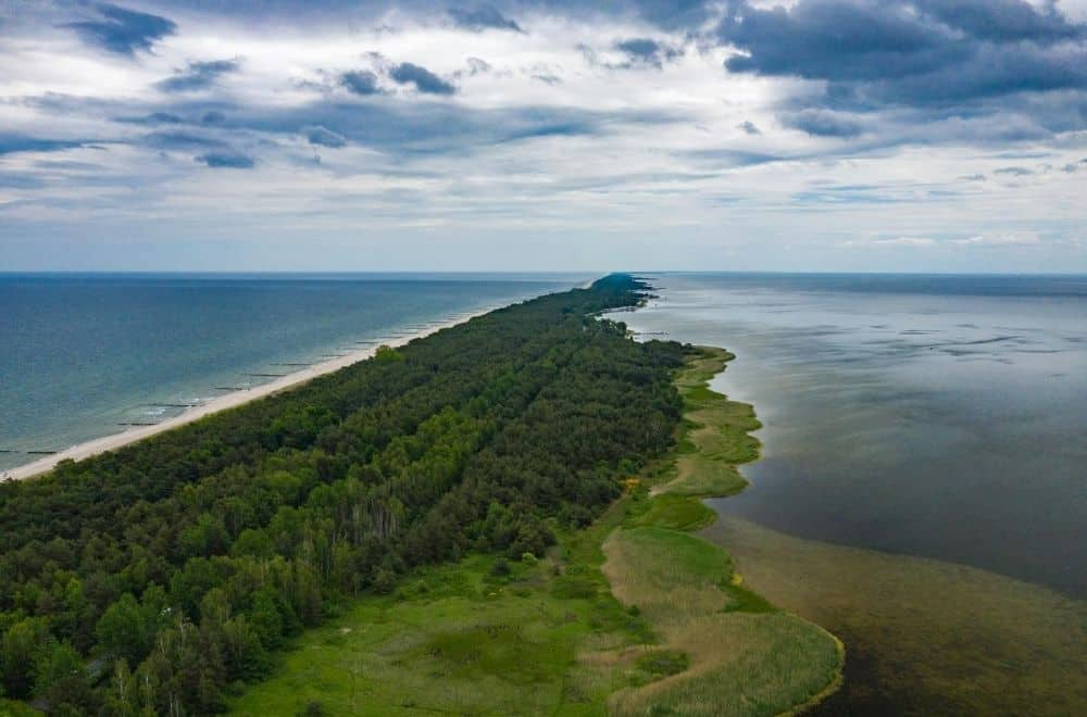 Camping Ostsee Camping in der Putziger Bucht
