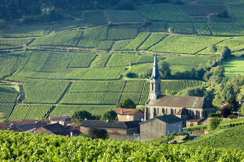 Frankreich Bourgogne Franche Comte Vergisson