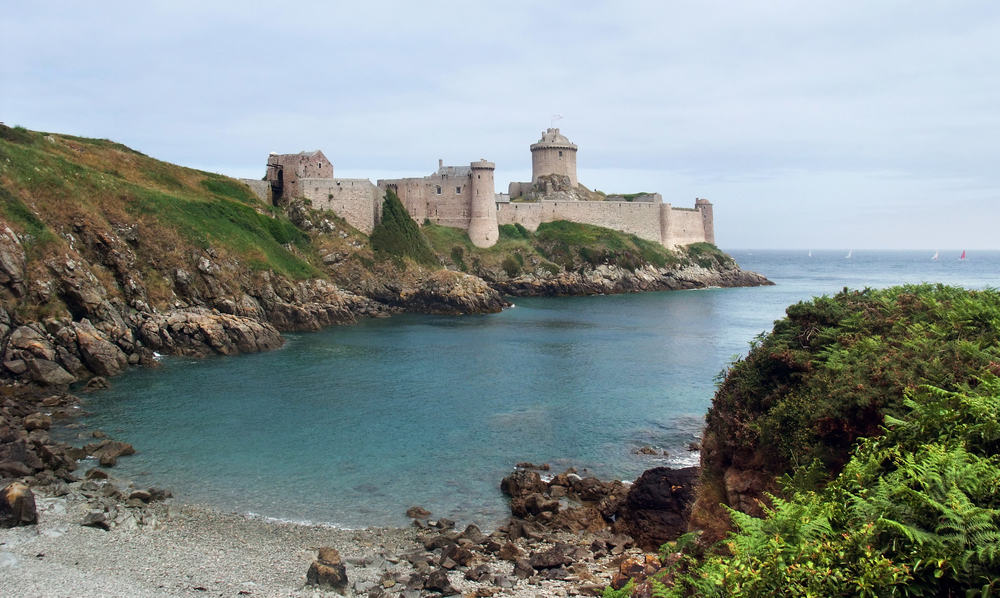 Frankreich Fort la Latte Bretagne