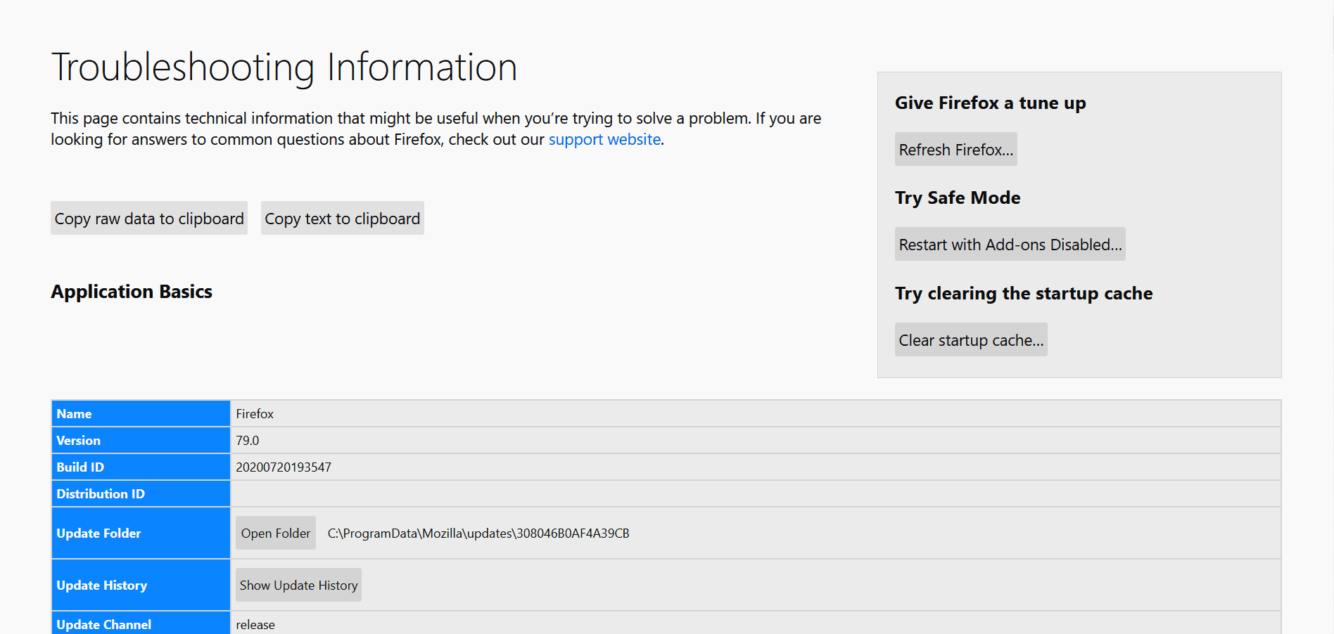 m7111-1331-2206 Firefox zuruecksetzen auf Werkeinstellungen
