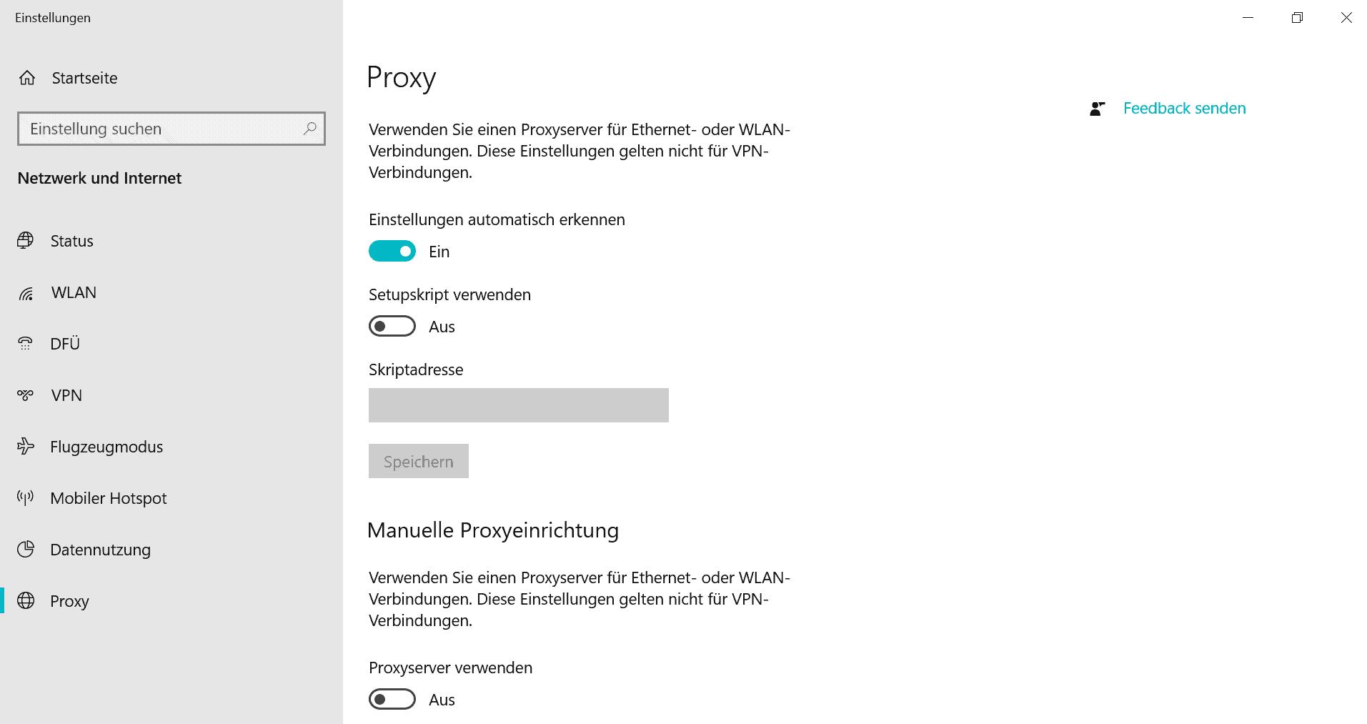 m7111-1331-2206 Windows Proxy Einstellungen