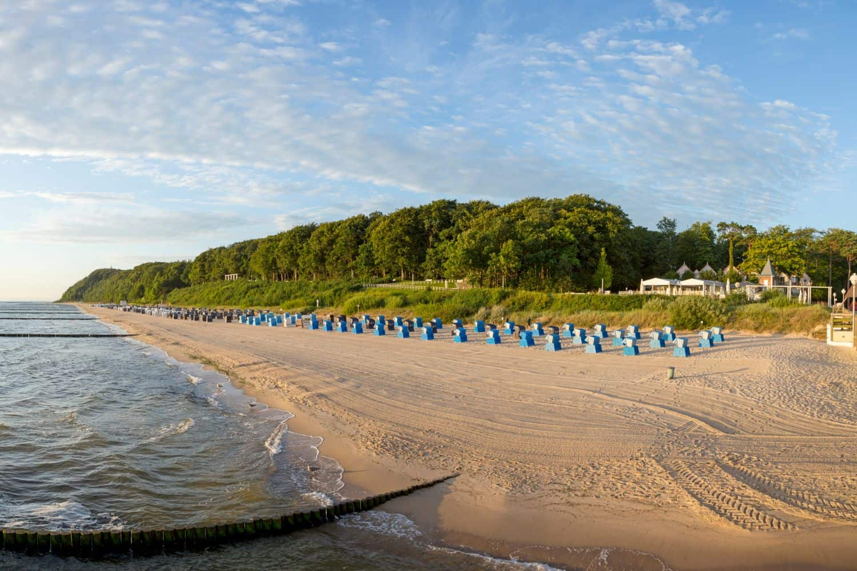 Ostsee Insel Usedome Koserow