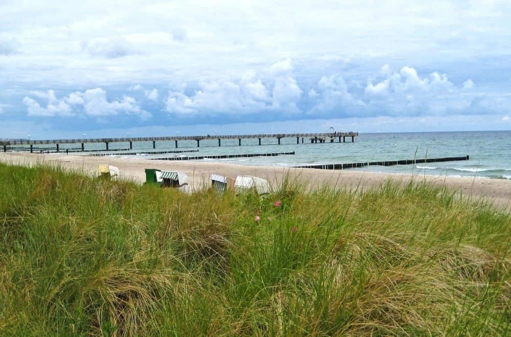 Ostsee Urlaub Strandurlaube Kuehlungsborn Germany
