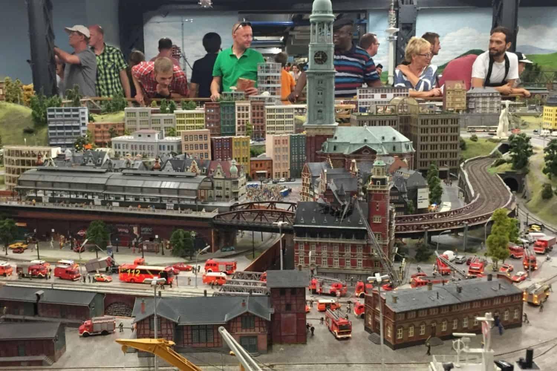 Ferien in Deutschland Miniatur Wunderland Hamburg
