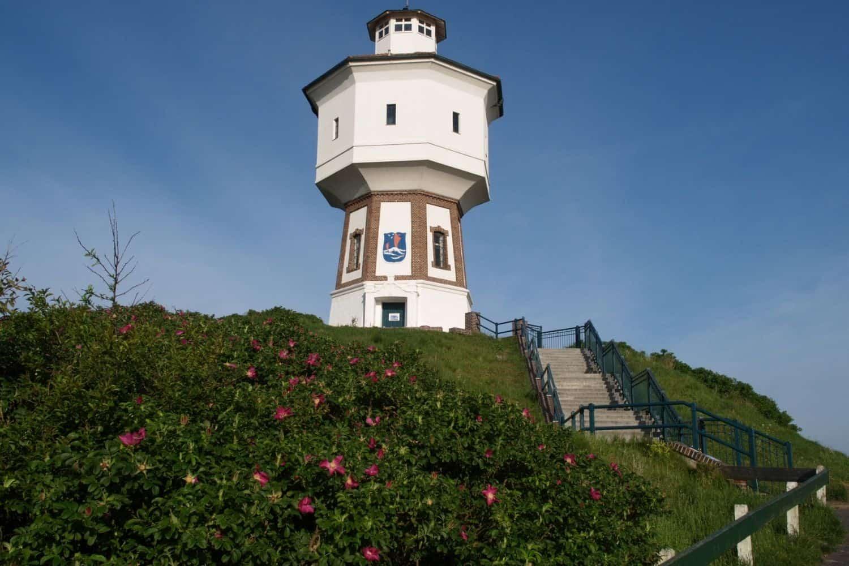 Kurzurlaub Nordsee Wasserturm Langeoog