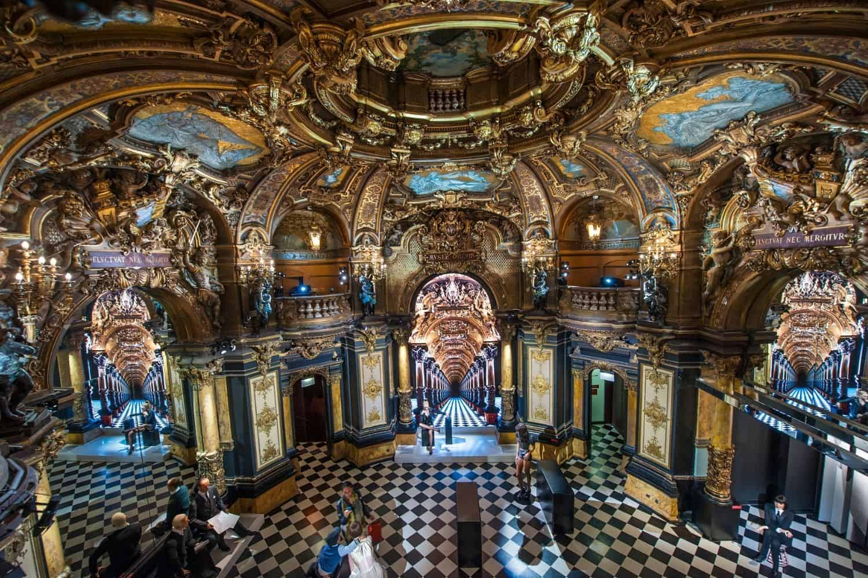 Paris Sehenswuerdigkeiten Grevin Wachsmuseum