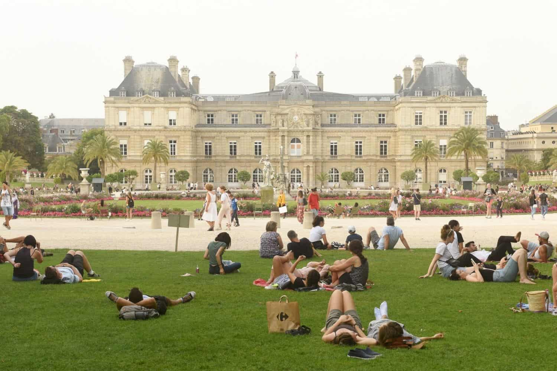 Paris Sehenswuerdigkeiten Jardin Du Luxembourg