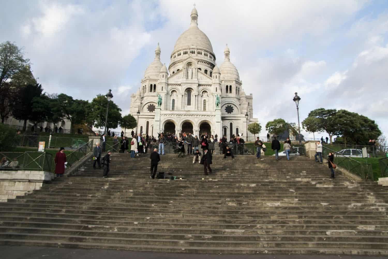 Paris Sehenwuerdigkeiten Montmarte