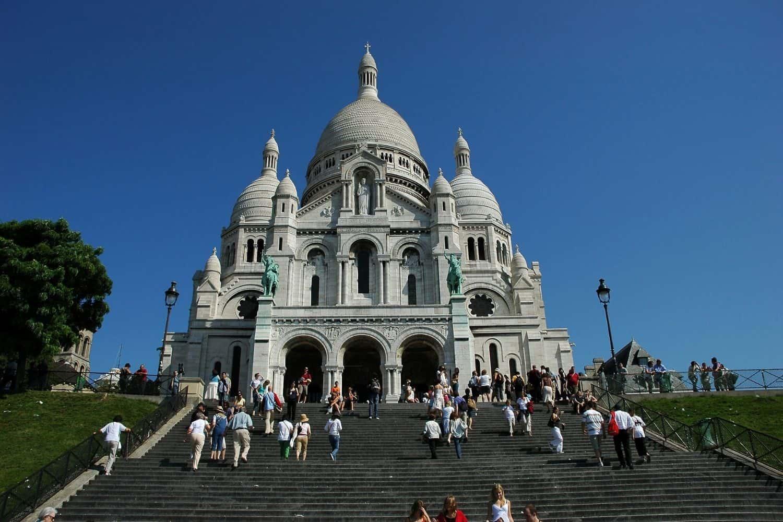 Paris Sehenswuerdigkeiten Sacre Coeur