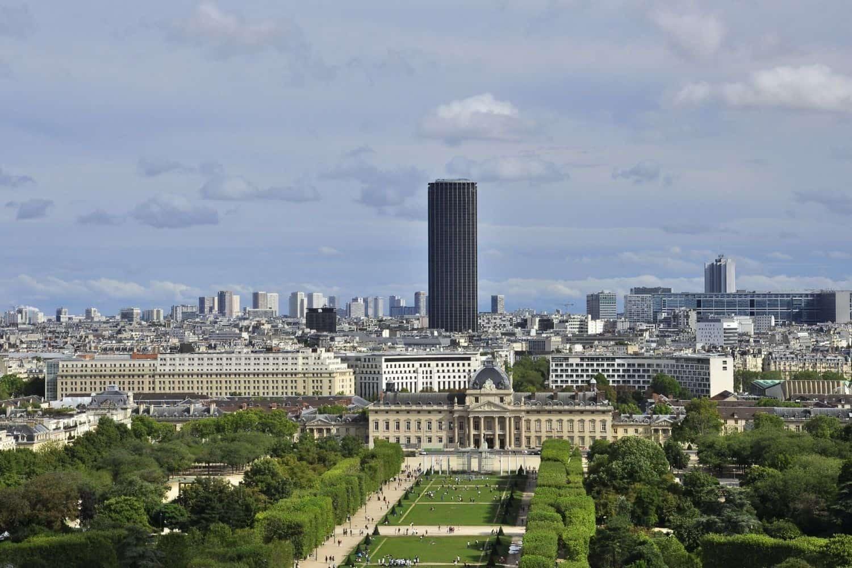 Paris Sehenswuerdigkeiten Tour Montparnasse